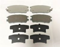 Mitsubishi Pajero/Shogun 2.5TD 4D56 V24-SWB/V44-LWB - Rear Brake Pad Set With Shims (4)